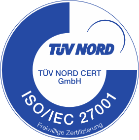 ISO 27001:2013 Certificate